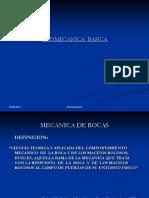 Charla Geomecanica Basica