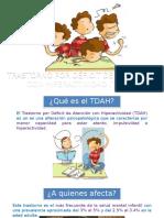 Transtorno TDH