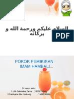Ppt Imam Hanbali [Autosaved]