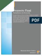 Proyecto Final_Marianela Huerta.fundamentos de Economía