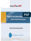 PPT_Role of BSP