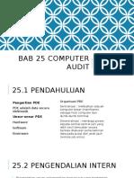 Bab 25 Computer Audit