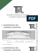 Sistemas Estructurales y Espacios Interiores