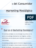 Marketing Nostálgico