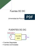 Fuentes DCDC