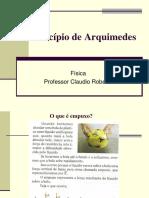 empuxo Archimede's law.pdf
