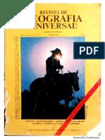Nat Geo Junio 1978 Cowboys, Venecia. Nuevos Paises, Rosas, Estrellas