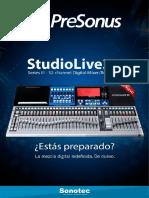Catálogo PreSonus