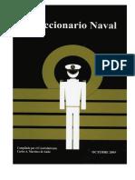 Diccionario Naval