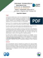 Deber Fernando Aguilar Seguridad e Higiene