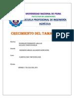 Informe Estacion Meteorologica