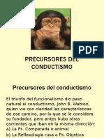 Precursores Del Conductismo [Autoguardado].Pptx