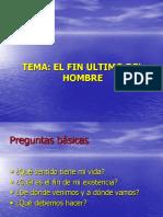 FIN ULTIMO HOMBRE EXP. N° 5