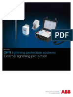 1TXH000247C0201 OPR Lightning Protection Systems