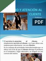 Clase de Servicio y Atención Al Cliente 2017 (2)