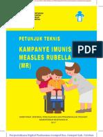 Petunjuk Teknis Kampanye Imunisasi Measles Rubella (Mr) Final 2017 (2)