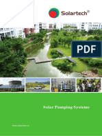 Solartech Solar Pumping System Brochure