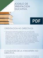 Modelo de Orientacion Educativa 1