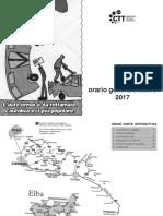 CTT Orario Estivo 2017