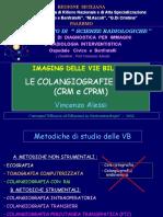 Colangiografie a Rm