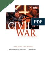 Read.. Civil War by Mark Millar Steve Mcniven