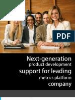 A Case Study- Six Sigma PMO Enterprise SW Company