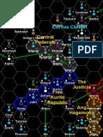 Map Corvus
