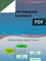 Koreksi Imbalans Elektrolit HP 2017