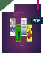 Portadas de Libros Educación