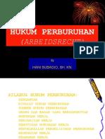 Hukum Buruh Ppt