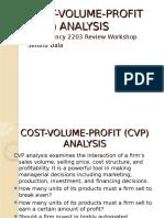 CVP 2203workshop