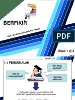 Falsafah Berfikir - Ayyub 2017 (V2)