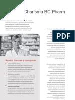 Charisma BC Pharm