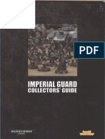Imperial Guard Collector's Guide