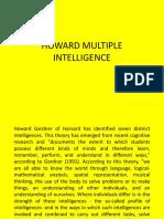 HOWARD MULTIPLE INTELLIGENCE.pptx