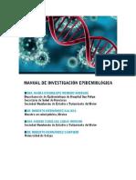 Manual Investigacion Epidemiologica