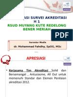 Survey hari 1 RSUD Muyang Kute Redelong Bener Meriah.pptx