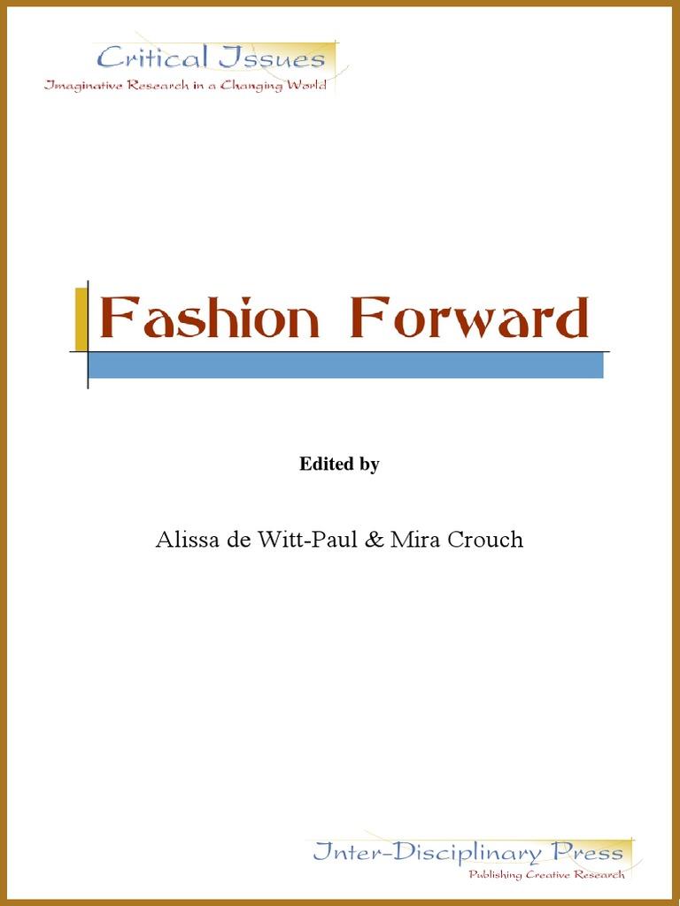 fashion forward 1 ever 109132011 visual perception fashion