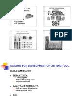 1 Cutting Tool