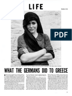 What the Germans Did to Greece (LIFE MAGAZINE)