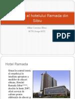 Mediu Fizic Al Hotelului Ramada Din Sibiu