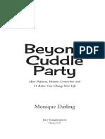 Monique Darling Beyond Cuddle Party