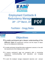 Employment Contracts Notes (1)