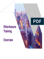 EtherAssure Training - Session 1a - Intro-overview