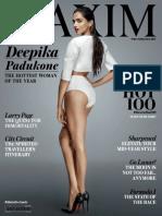 Maxim India - June-July 2017