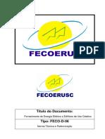 FECO-D-06 Fornecimento de Energia Elétrica a Edifícios de Uso Coletivo