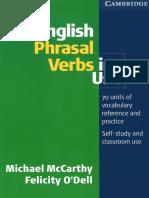 Phrasal Verbs in Use - Advanced.pdf