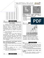 1ª P.D - 2014 (Ciências - 5º Ano)