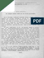 Present Perfect Tense-Acta Universitatis Lodziensis-Folia Linguistica-14-1986