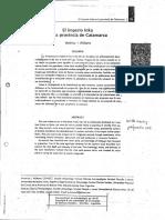 Williams Verónica - El imperio Inka en la provincia de Catamarca.pdf